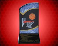 "5"" Economy Ceramic Basketball Award"