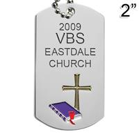 Christian Dog Tag