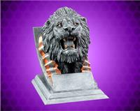 Lion Mascot Sport Bank Resin