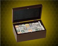 Domino Gift Set includes 92 Dominos