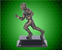 "6"" Football Action Sport Resin"