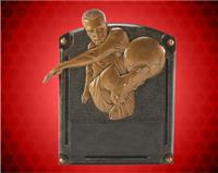 "6 1/2"" x 5"" Legends of Fame Male Soccer Resin"