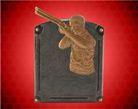 "8"" x 6"" Legends of Fame Trapshoot Resin"