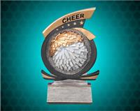 Cheer Gold Star Resin