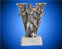6 Inch Female Soccer V Series Resin