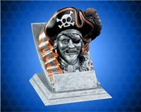 Pirate Mascot Sport Bank Resin
