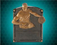 "8"" Male Legends of Fame Basketball Resin"
