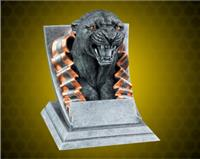 Panther Mascot Sport Bank Resin