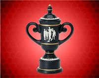 "12"" Male Cameo Golf Cups Resin"