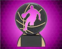 "5 1/4"" Male Basketball Shadow Sport Resin"