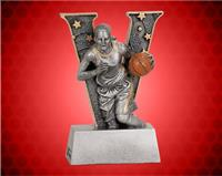 5 Inch Female Basketball V Series Resin