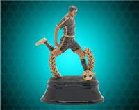 "8 1/2"" Power Male Soccer Resin"