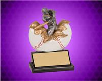 5 1/4 Inch Baseball Xploding Resin