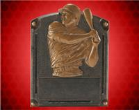 "6 1/2"" Legends of Fame Baseball Resin"