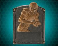 "8"" x 6"" Legends of Fame Football Resin"