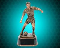 "8 1/2"" Male Super Soccer Resin"
