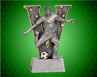 5 Inch Male Soccer V Series Resin