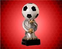 5 3/4 inch Soccer Encore Resin