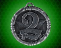 2 inch Second Place Value Medal