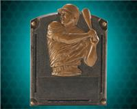 "8"" Legends of Fame Baseball Resin"