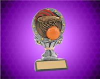 6 1/4 inch Basketball All Star Resin