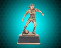"8 1/2"" Female Super Soccer Resin"