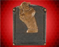 "6 1/2"" x 5"" Legends of Fame Male Golf Resin"