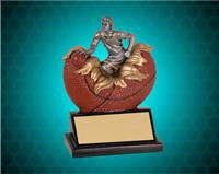 5 1/4 Inch Male Basketball Xploding Resin