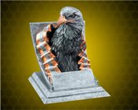 Eagle Mascot Sport Bank Resin