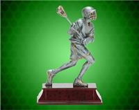 "6"" Male Gold/Pewter Elite Lacrosse Resin"
