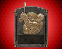 "8"" x 6"" Legends of Fame Hockey Resin"