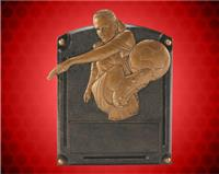 "6 1/2"" x 5"" Legends of Fame Female Soccer Resin"