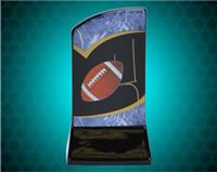 "6"" Economy Ceramic Football Award"